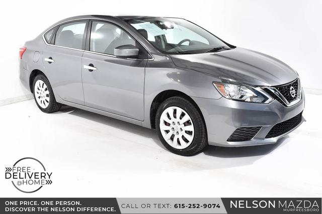 used 2016 Nissan Sentra car, priced at $11,990