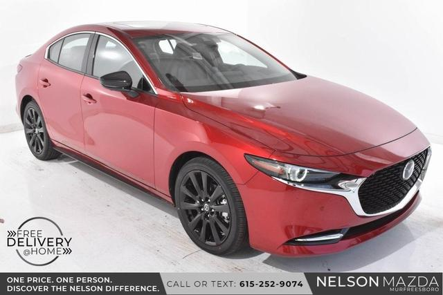 new 2021 Mazda Mazda3 car, priced at $34,190
