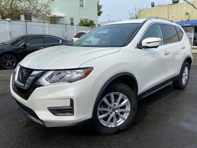 used 2018 Nissan Rogue car, priced at $18,898