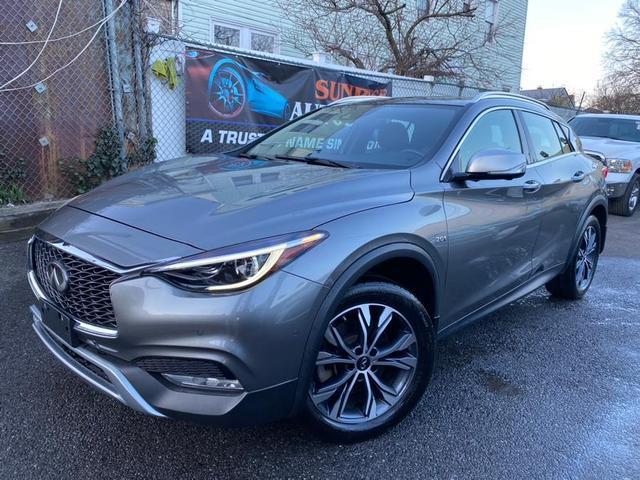 used 2017 INFINITI QX30 car, priced at $21,598