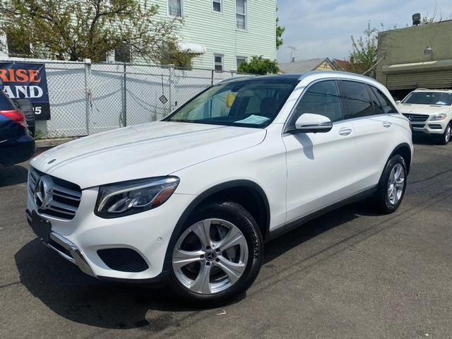 used 2018 Mercedes-Benz GLC 300 car, priced at $30,598