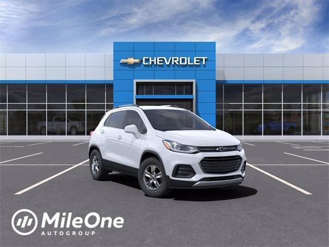 new 2021 Chevrolet Trax car, priced at $23,595