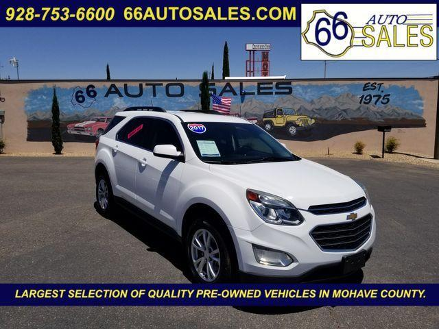 used 2017 Chevrolet Equinox car, priced at $13,566