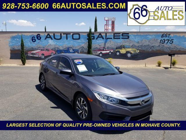 used 2018 Honda Civic car, priced at $22,966