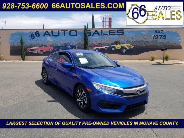 used 2018 Honda Civic car, priced at $18,966