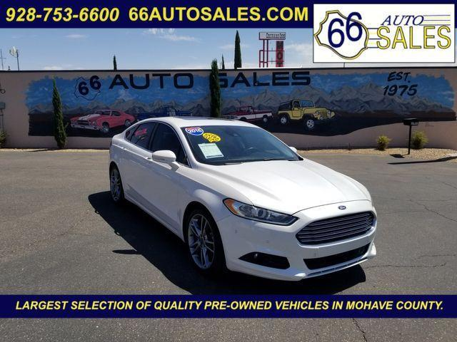used 2016 Ford Fusion car, priced at $15,566