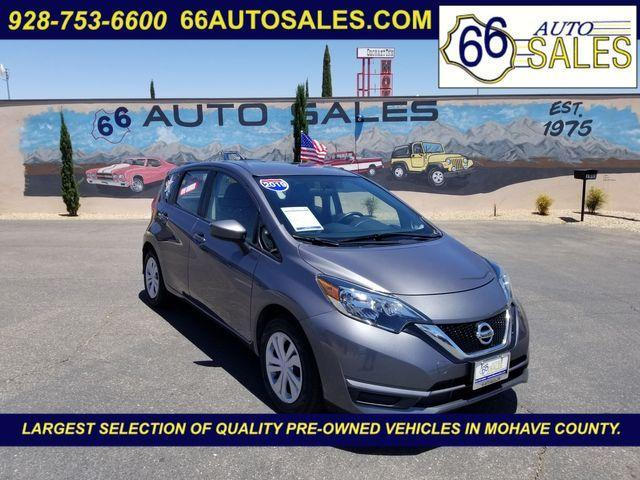 used 2019 Nissan Versa Note car, priced at $15,966