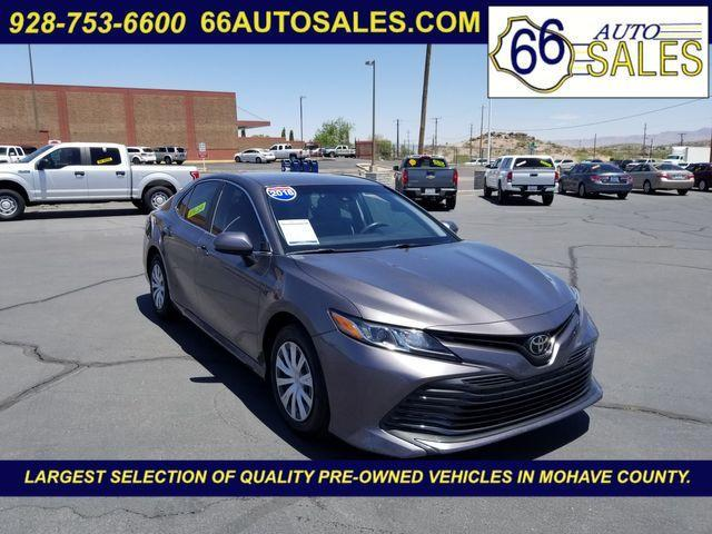 used 2018 Toyota Camry car, priced at $18,566