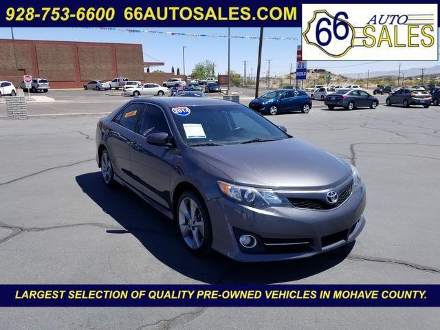 used 2014 Toyota Camry car, priced at $14,966