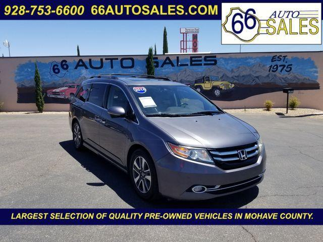 used 2014 Honda Odyssey car, priced at $18,966