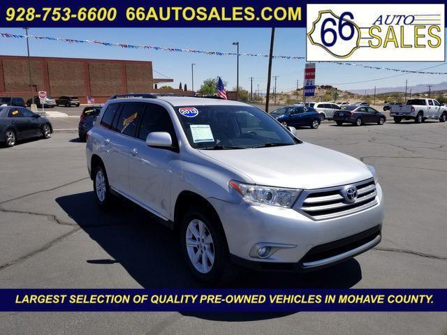 used 2013 Toyota Highlander car, priced at $17,566