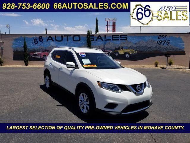 used 2016 Nissan Rogue car, priced at $20,566