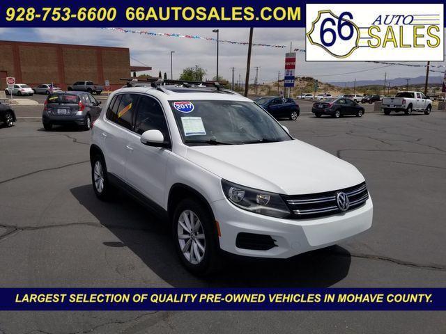 used 2017 Volkswagen Tiguan car, priced at $17,566