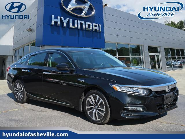 used 2020 Honda Accord Hybrid car, priced at $29,426