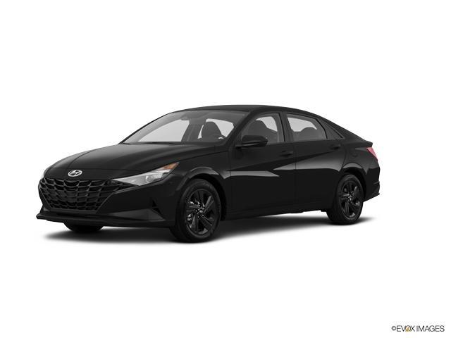 new 2021 Hyundai Elantra car, priced at $21,730