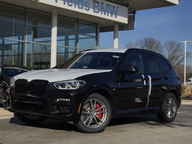 new 2021 BMW X3 car, priced at $64,070