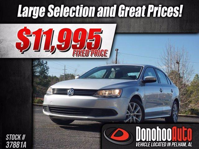 used 2014 Volkswagen Jetta car, priced at $11,995