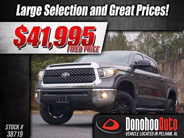 used 2019 Toyota Tundra car, priced at $41,995