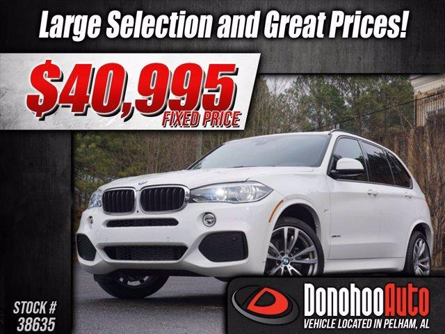 used 2017 BMW X5 car, priced at $40,995