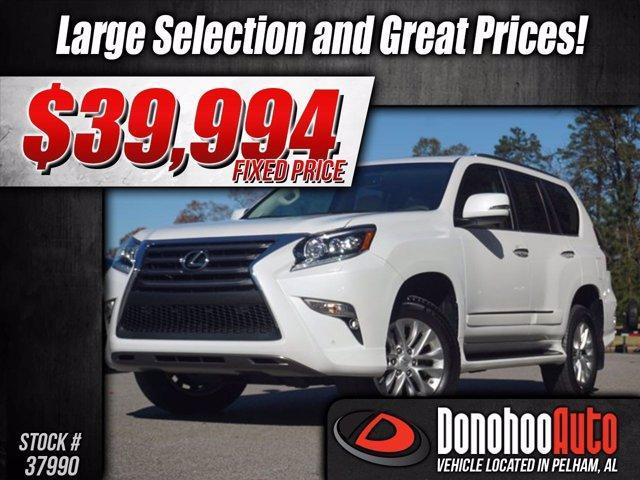 used 2017 Lexus GX 460 car, priced at $39,994