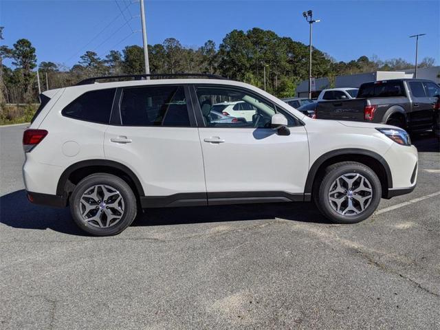 new 2020 Subaru Forester car