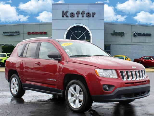 used 2012 Jeep Compass car, priced at $9,770