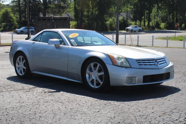 used 2004 Cadillac XLR car, priced at $16,770