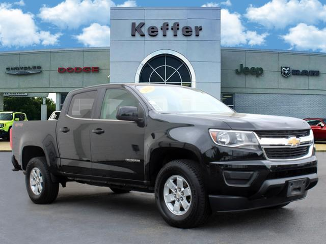 used 2016 Chevrolet Colorado car, priced at $24,870