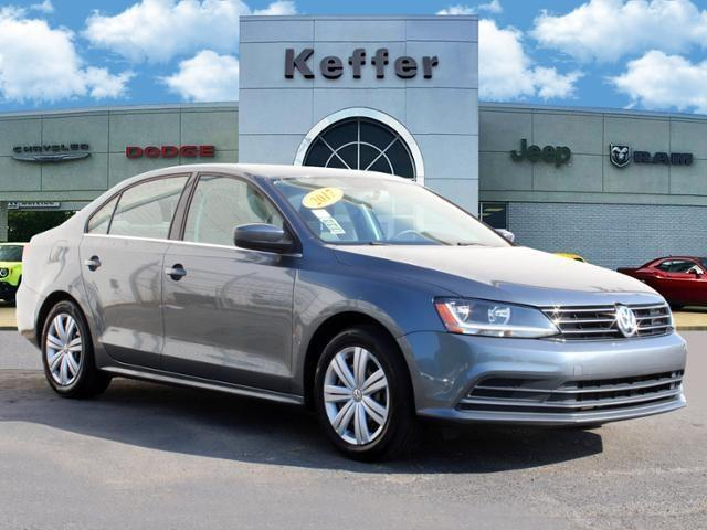 used 2017 Volkswagen Jetta car, priced at $12,370