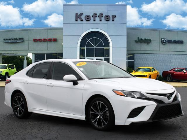 used 2019 Toyota Camry car, priced at $24,488
