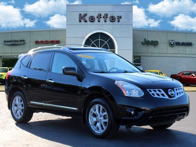 used 2012 Nissan Rogue car, priced at $11,170