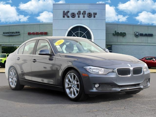 used 2015 BMW 320 car, priced at $17,470