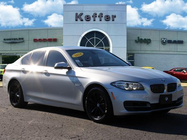 used 2014 BMW 528 car, priced at $14,370
