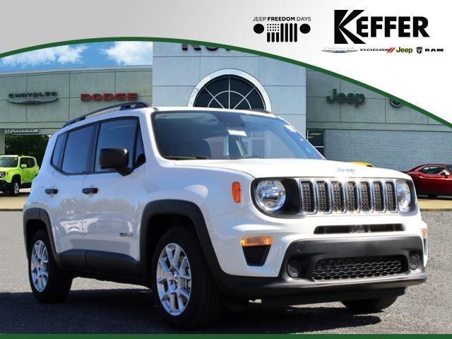 new 2021 Jeep Renegade car, priced at $21,115