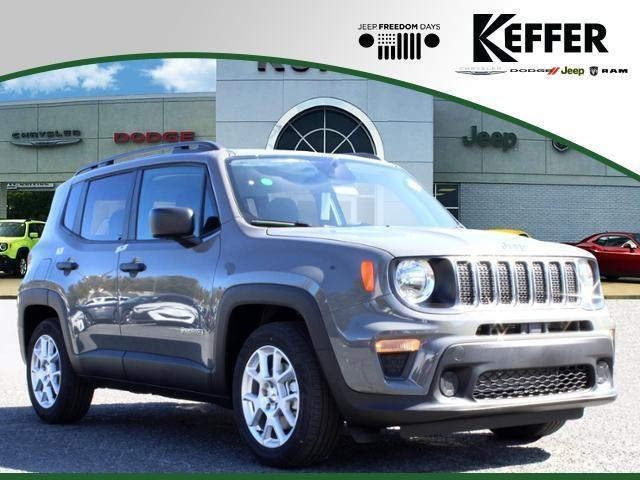 new 2021 Jeep Renegade car, priced at $21,319