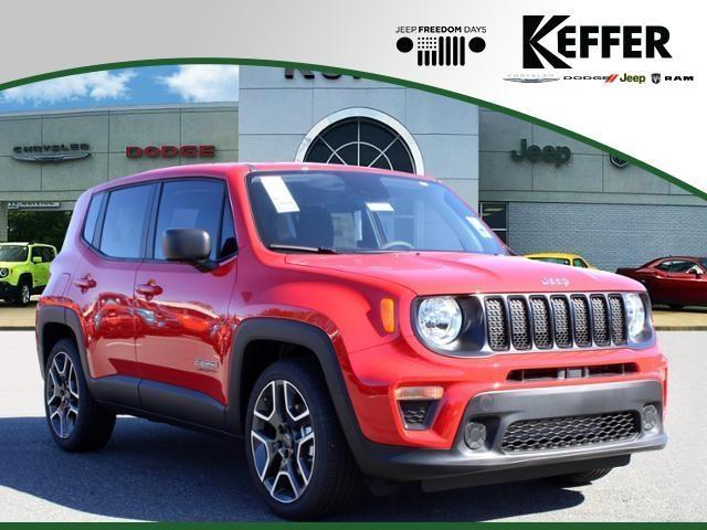 new 2021 Jeep Renegade car, priced at $21,983