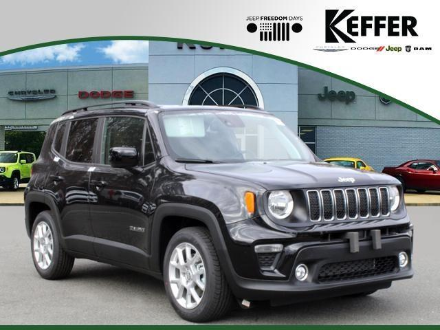 new 2021 Jeep Renegade car, priced at $23,418