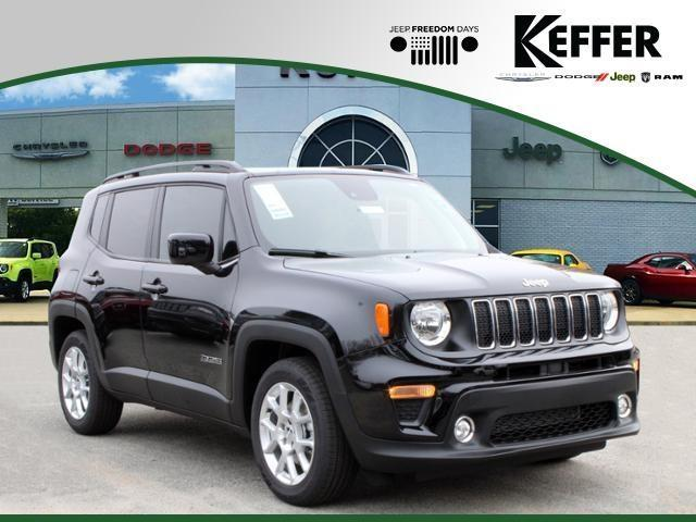 new 2021 Jeep Renegade car, priced at $22,057