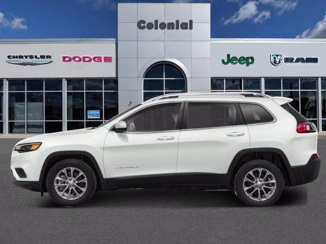 new 2020 Jeep Cherokee car, priced at $28,735