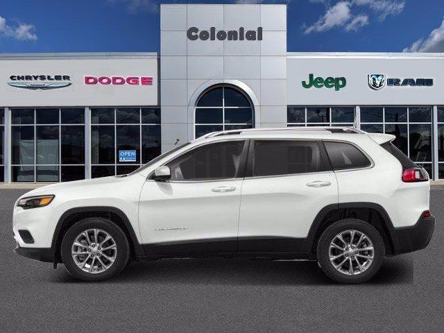 new 2020 Jeep Cherokee car, priced at $37,885