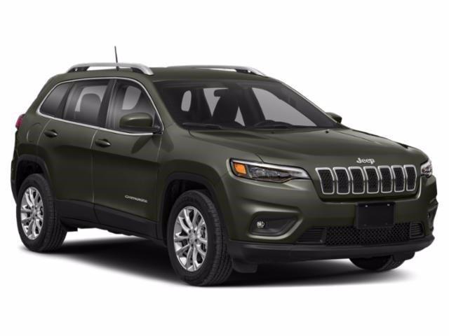 new 2020 Jeep Cherokee car, priced at $38,580