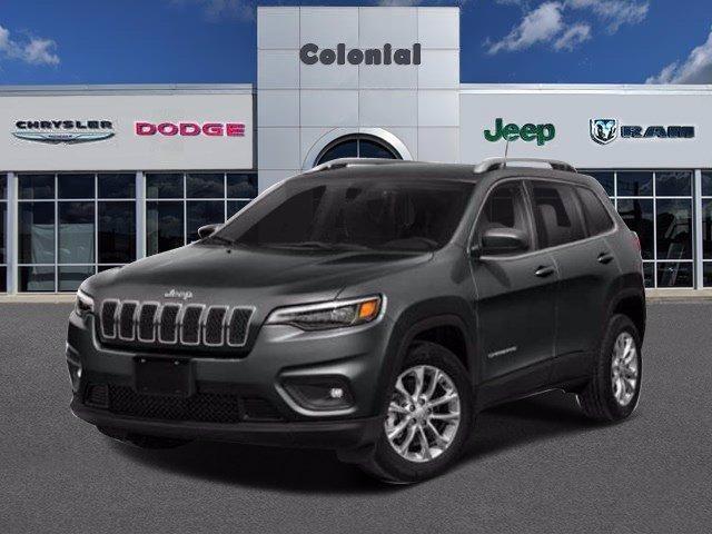 new 2021 Jeep Cherokee car, priced at $31,865