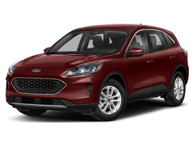 new 2021 Ford Escape car, priced at $29,245