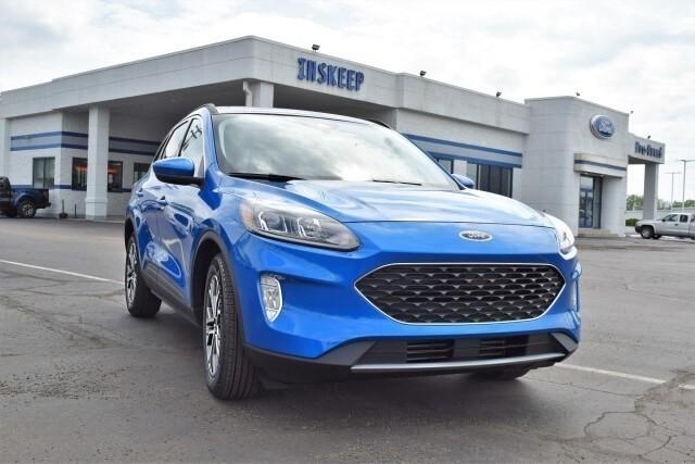 new 2021 Ford Escape car, priced at $32,950