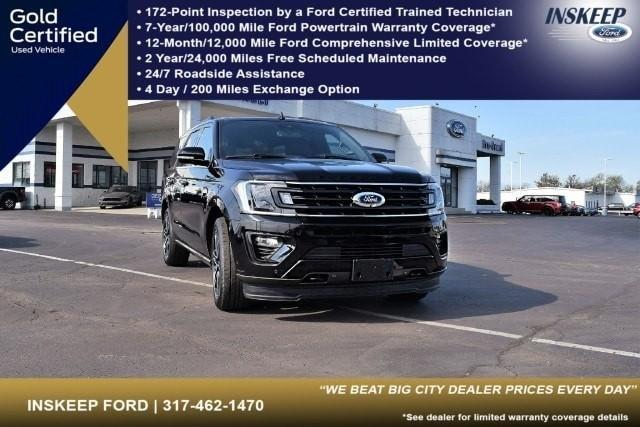 used 2020 Ford Expedition car, priced at $66,995