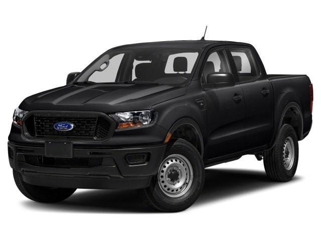 new 2021 Ford Ranger car, priced at $38,700