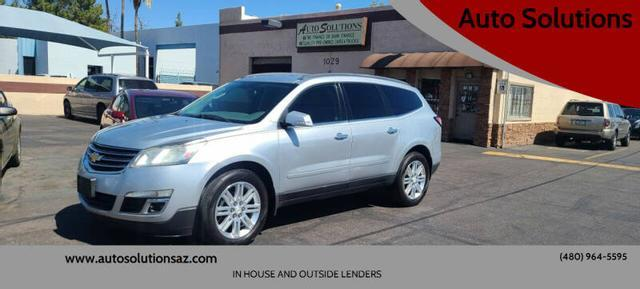 used 2013 Chevrolet Traverse car, priced at $9,995