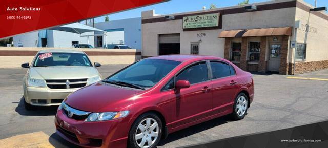 used 2009 Honda Civic car, priced at $8,995