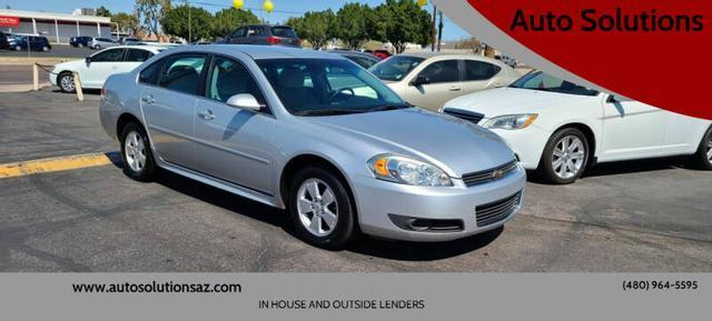 used 2011 Chevrolet Impala car, priced at $7,995