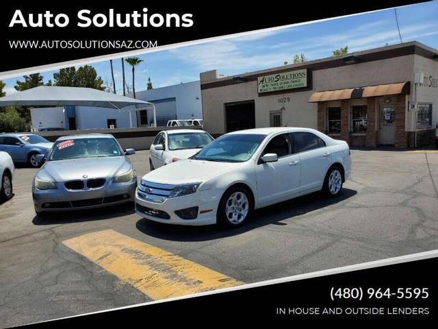 used 2011 Ford Fusion car, priced at $6,995